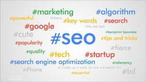 Choose accurate keywords in your content