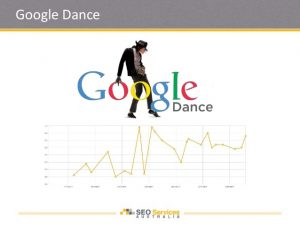 آپدیت الگوریتم گوگل دنس